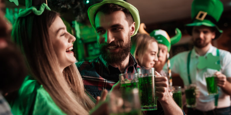 CELEBRATE ST. PADDY'S DAY IN NEW BRAUNFELS