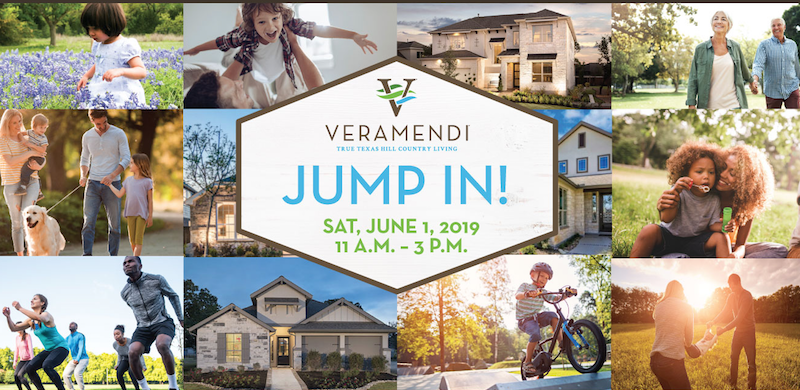 Veramendi Jump In Event