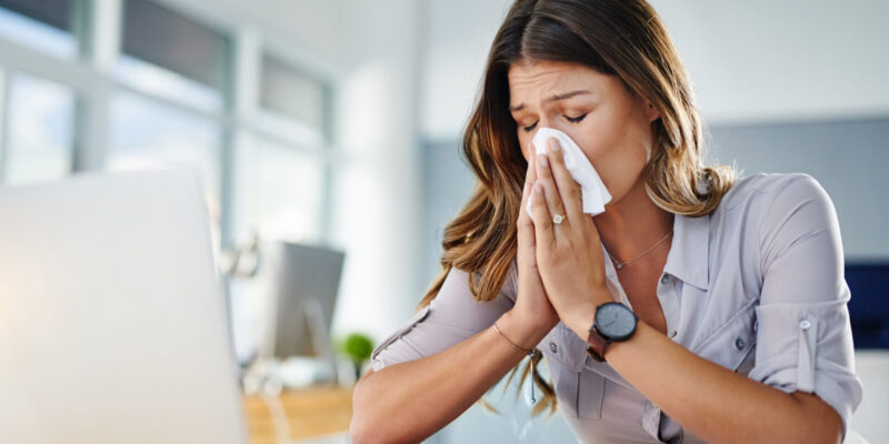 Treating The Flu Or Virus At Home